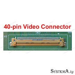 "LED PANEL 10.1"" B101EW02 (40 PIN) (V.0) (H/W:1A  F/W:1)"