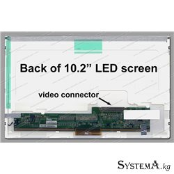 "LCD PANEL 10.1"" HSD100IFW1 (30PIN) (Rev: 0-F03) (ED1.0 6 A0)"