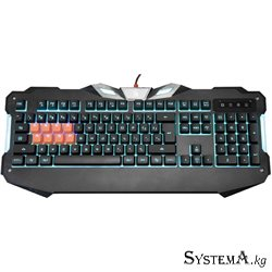 A4TECH BLOODY B328 LIGHT STRIKE GAMING 8 IR MICRO-SWITCH KEYBOARD USB US+RUSSIAN