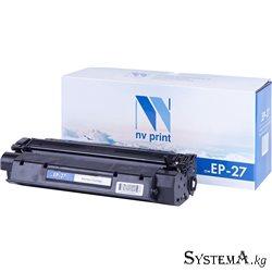 Картридж NvPrint Canon EP-27 (LBP 3200/MF5630/5650/3110/5730/5750/5770 2500k)