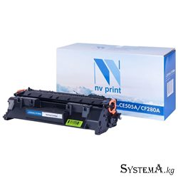 Картридж NvPrint HP CF280A/CE505A для LJ P2035/P2055 (2700k)