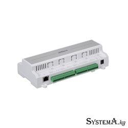 Контроллер доступа DHI-ASC1202B-D  на 2 двери, вход-выход, карта, пароль, отпечаток пальца