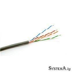 Сетевой кабель Cable UTP-5e Twisted Pair  RJ- 45 4х2х0