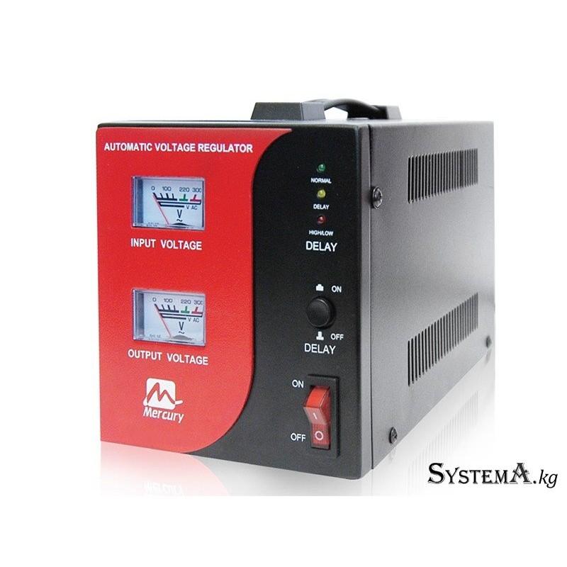 Стабилизатор напряжения  Mercury A10000 10000VA AVR