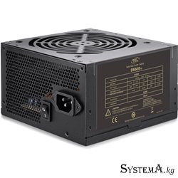 Power Unit DEEPCOOL DE600 V2  600W (450W) 230V 120mm PWM FAN/CB,EAC