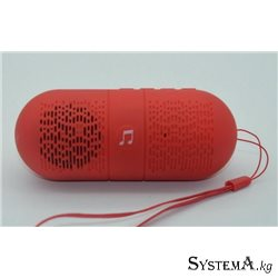 Колонка Bluetooth XC-10 (3W, BT 10m, Mic, MP3, FM, AUX, USB, mSD)